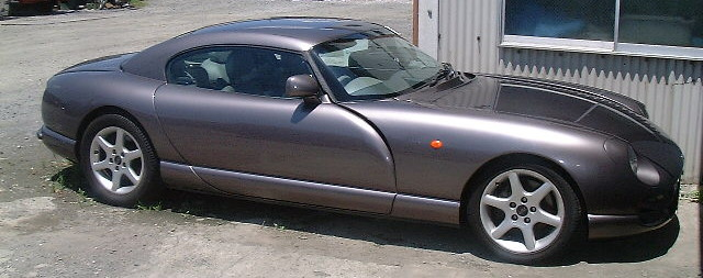 TVR 【売りたし】TVR サーブラウ...